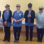 Raising awareness of sensory impairment with nurses working in the community