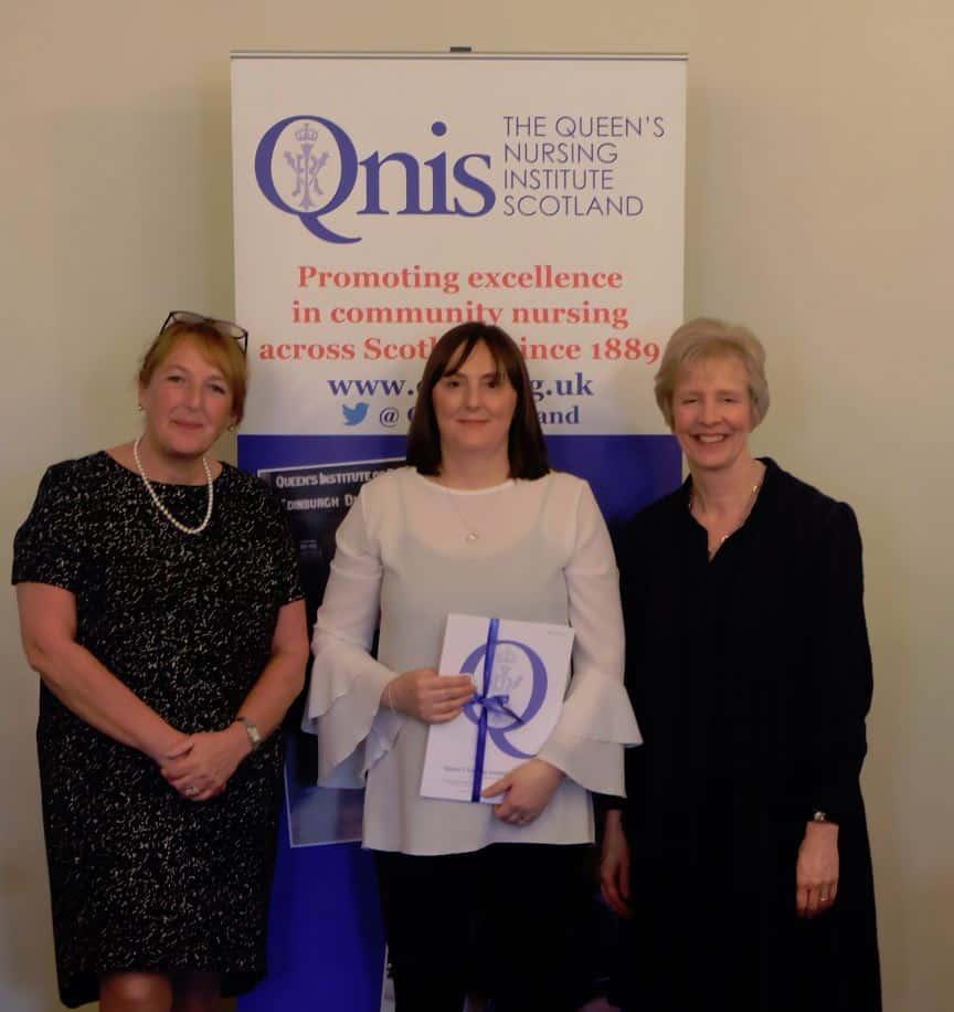 Lsa Winners Nhs Ggc Mental Health Nurses